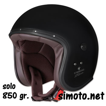 Casco FREERIDE Nero Opaco