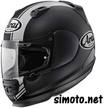 Arai REBEL BASE WHITE