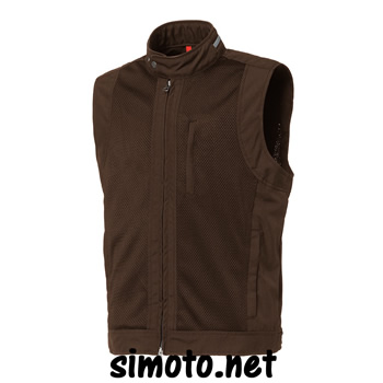 GILET MARLON 8946MF020 MARRONE