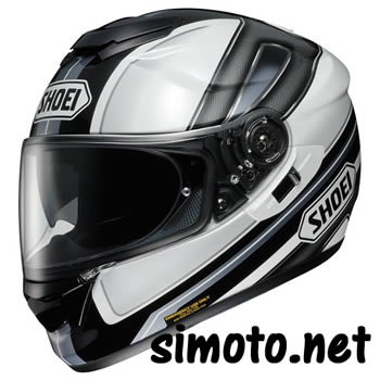 Shoei GT-AIR Dauntless TC6