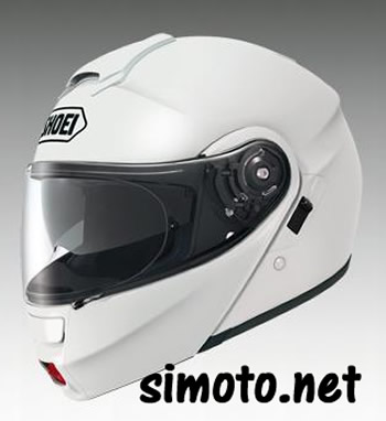 Shoei NEOTECH White