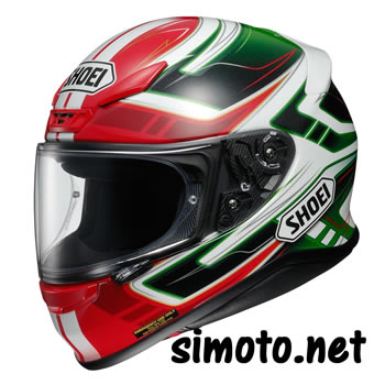Shoei NXR VALKYRIE TC4