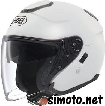Shoei J-CRUISE WHITE