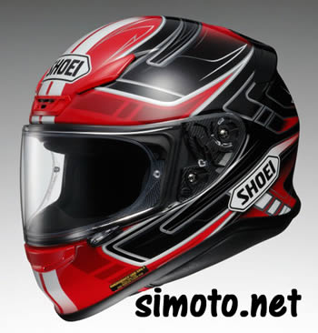 Shoei NXR VALKYRIE TC10