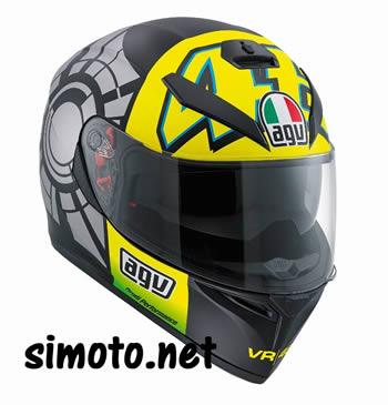 AGV K-3 SV WINTER TEST