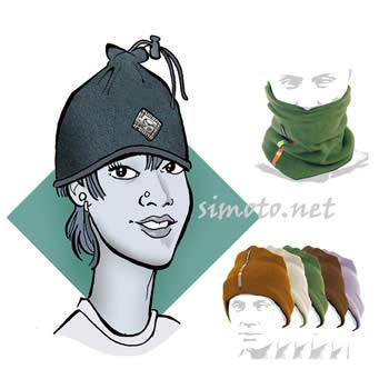 Cappello-Collare 614